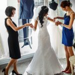 choose a wedding dress